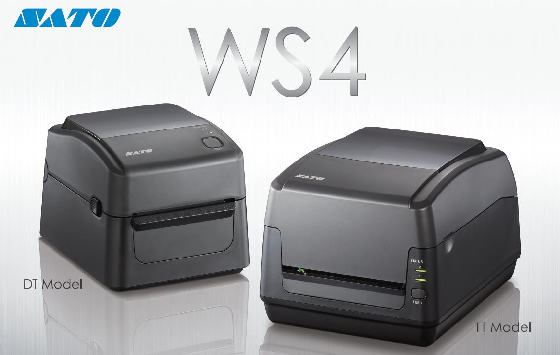 사토프린터, SATO, WS4, 열전사감열, 데스크탑프린터, 유스엠(주)2.jpg